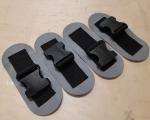 Набор фурнитуры для установки спинки